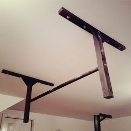 Studbar Mounted Pull-Up Bar